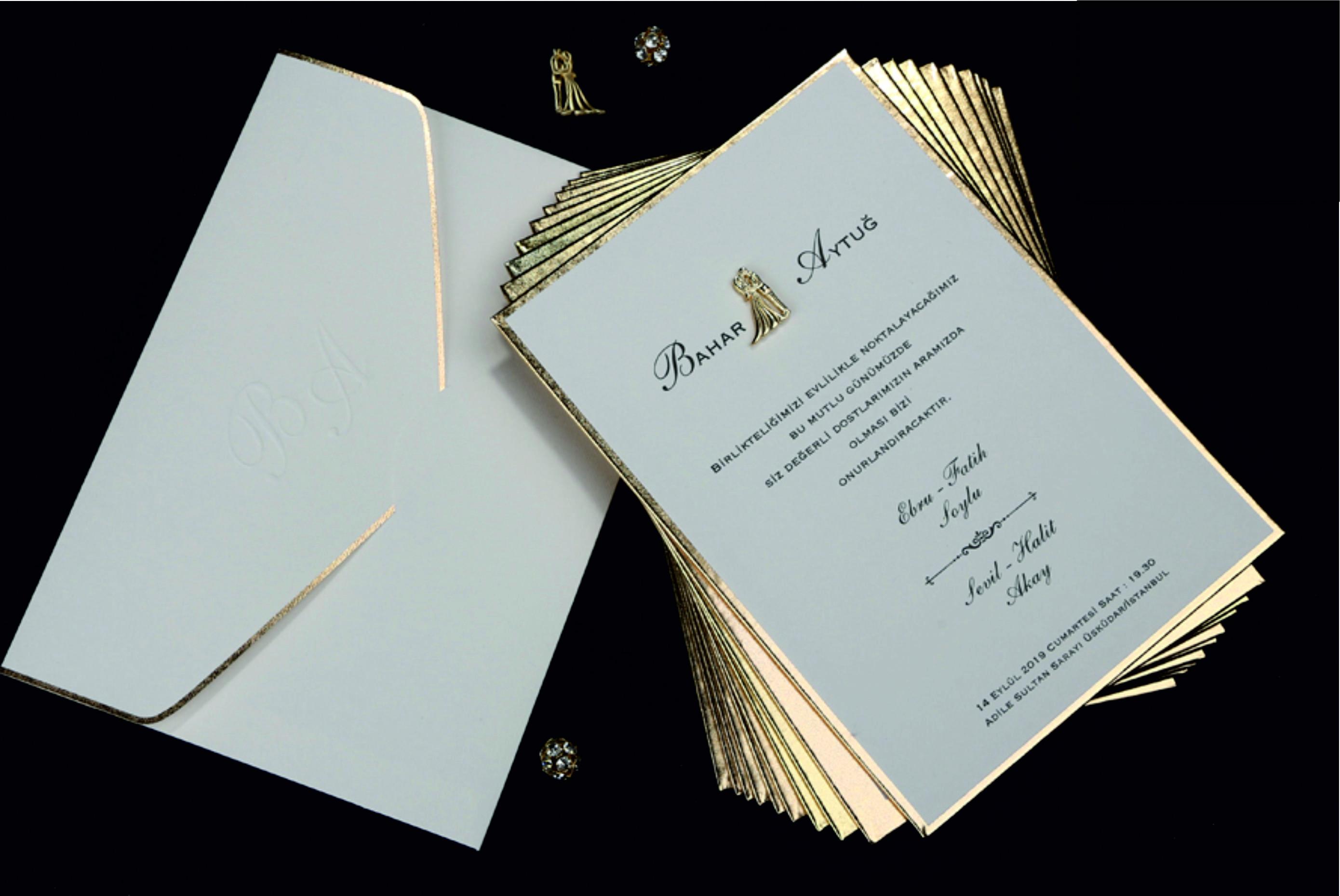 düğün davetiyesi