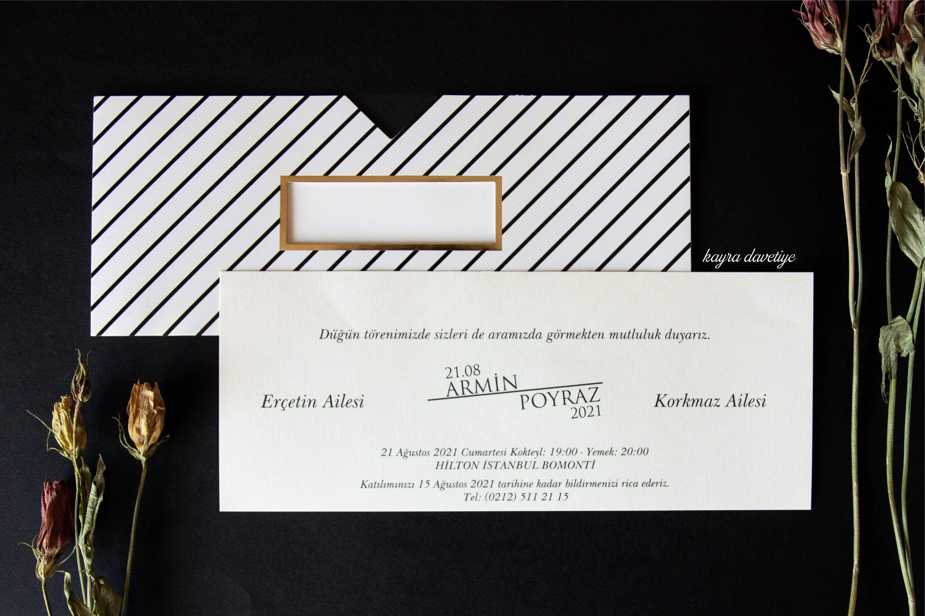davetiye-özel tasarım-davetiye
