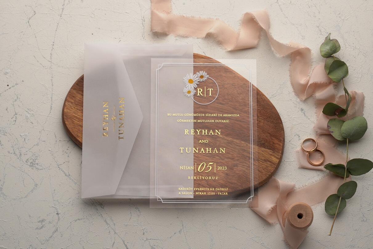 şeffaf-papatyalı-düğün-davetiyesi-9221