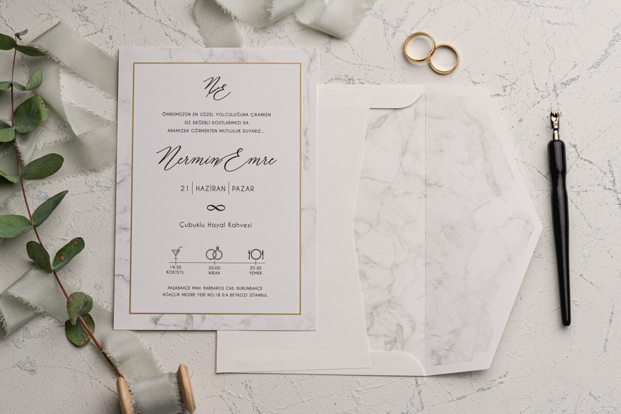 mermer-desenli-düğün-davetiyesi-9151
